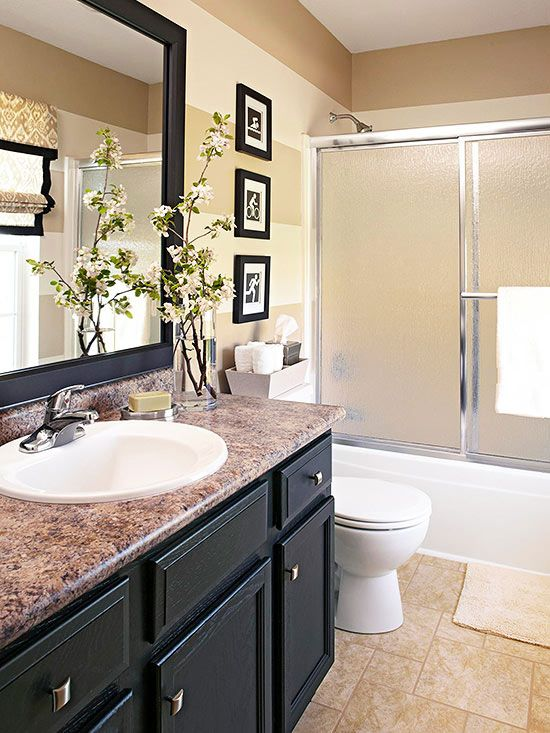 Inspiring Renovation Small Bathroom for Refreshes