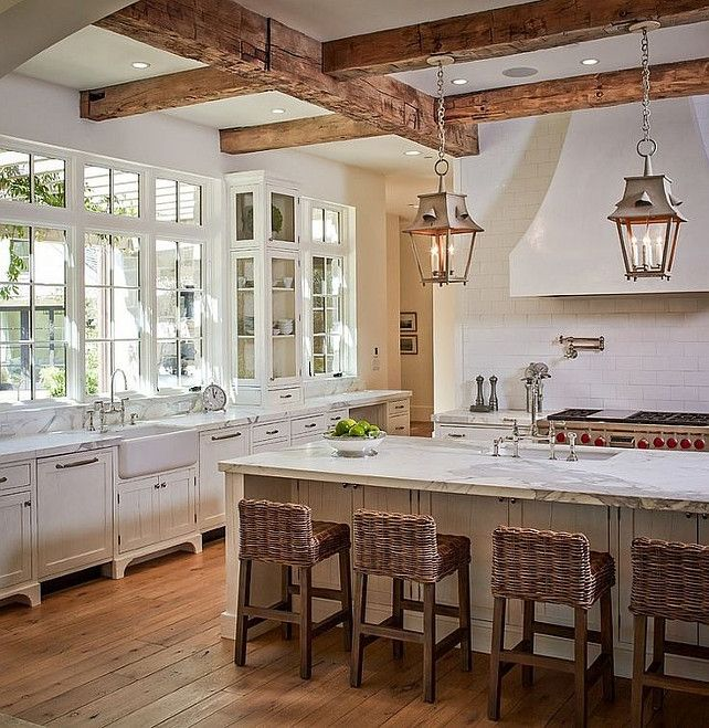 Inspiring Rustic Kitchen Design for Beautiful Home Img010