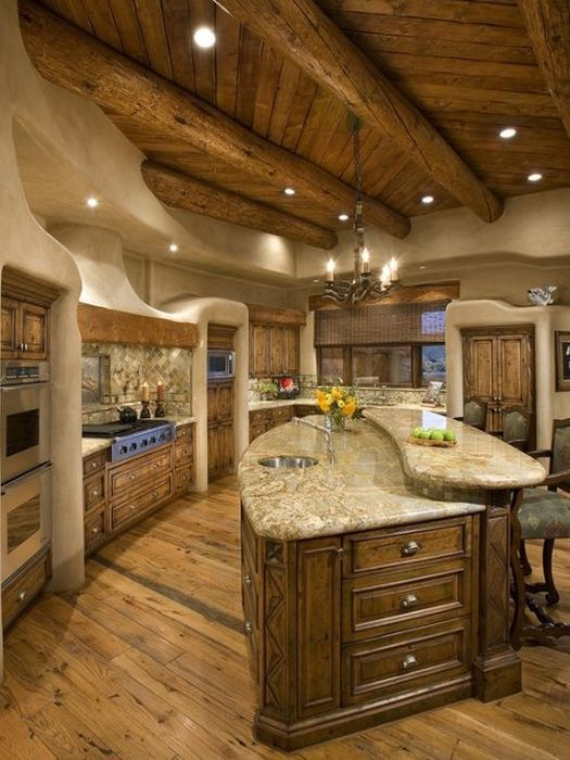 Luxury kitchen designs deserves a stunningly luxurious kitchen Pictures24