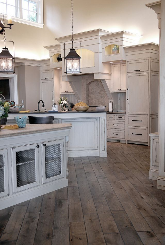 Nice rustic kitchen designs photo gallery pic02
