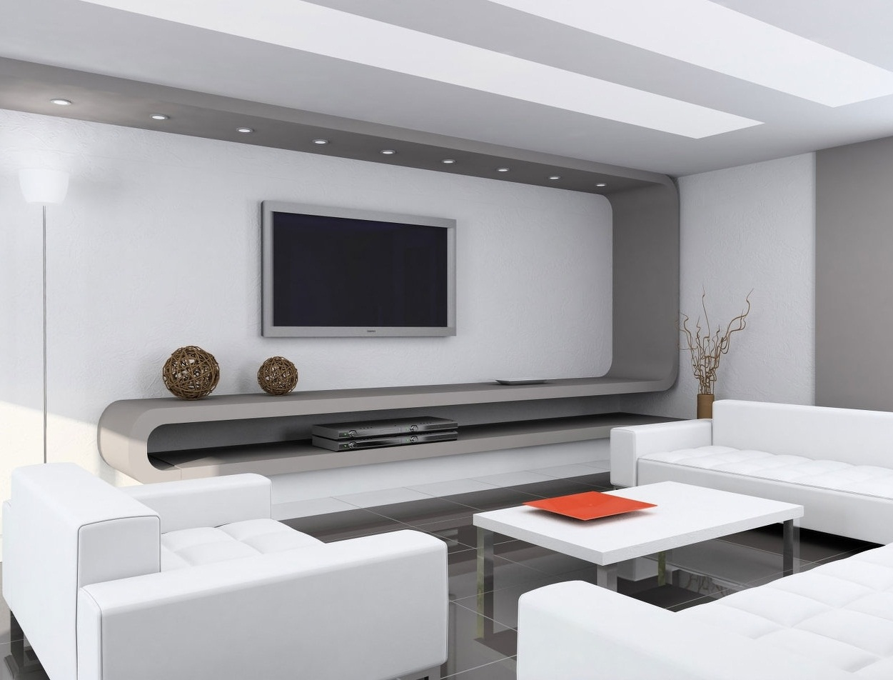 Perfect New Home Interior Design for Living Room