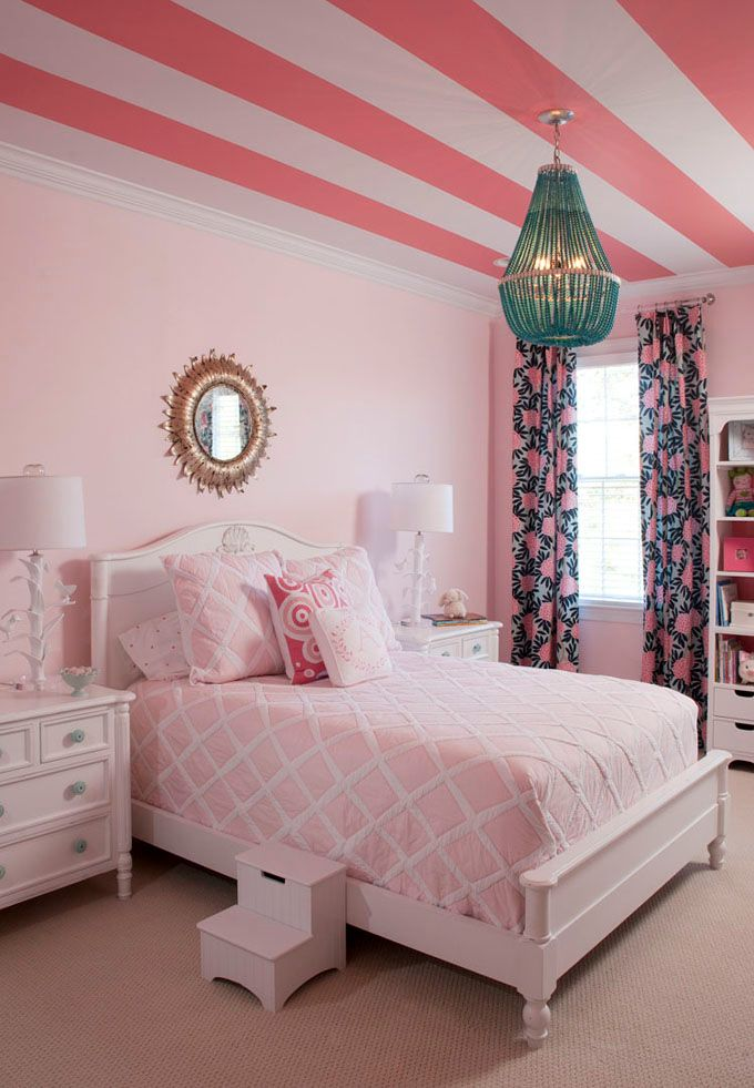 Pink tween bedroom decorating ideas photos