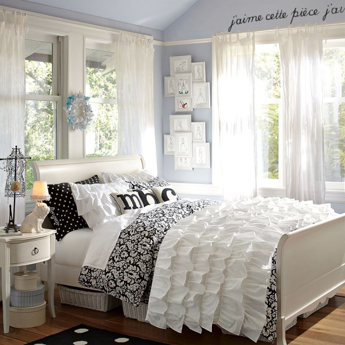 Simply bedroom ideas for teenage girls img012