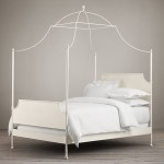 Iron Canopy Bed – Create Beautiful Bedroom