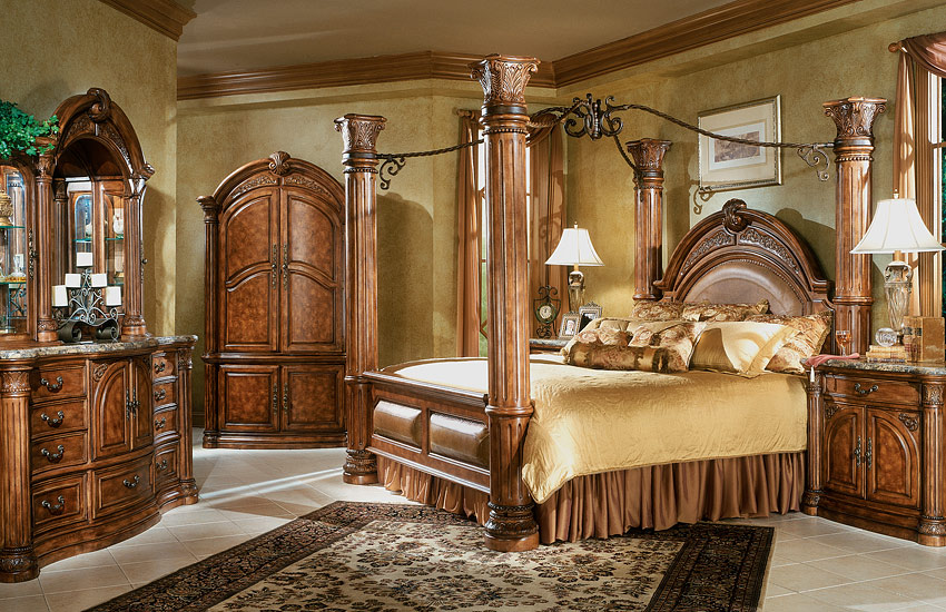 Aico Furniture Monte Carlo Bedroom Set Pictures Home Interior Design Ideas