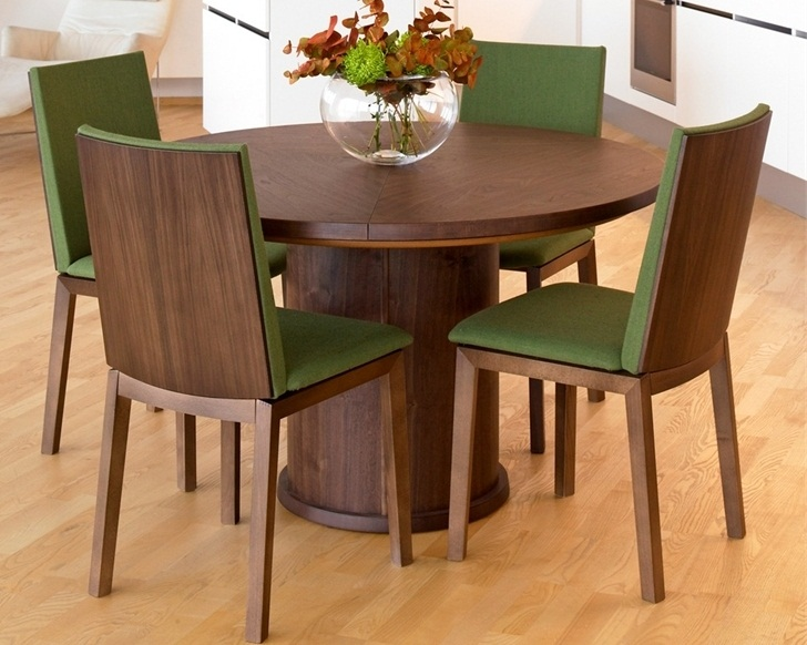 Cool Expandable Round Dining Table Photos26