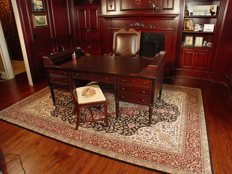 Excellent Machine Made Wool Momenie Oriental Office Rug Ideas Picture