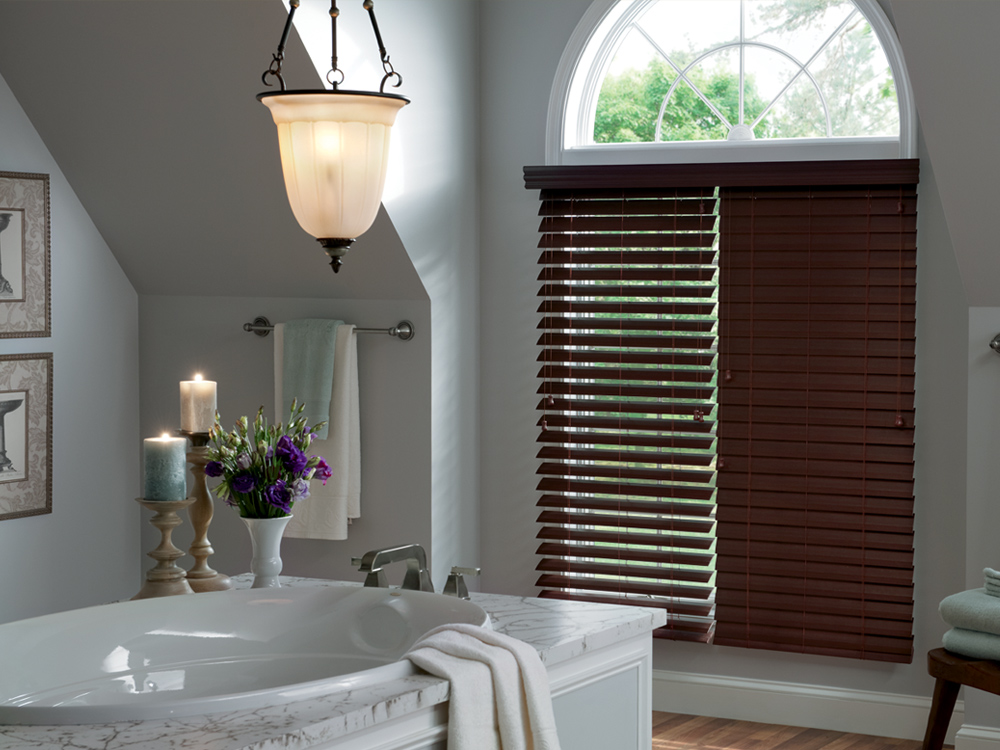 Faux Wood Blinds Shutter Style Pictures Ideas