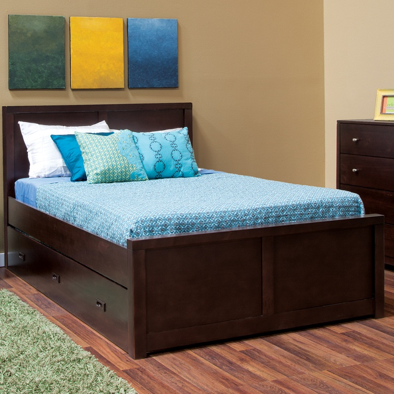 Full Size Trundle Beds With Storage Pic 8