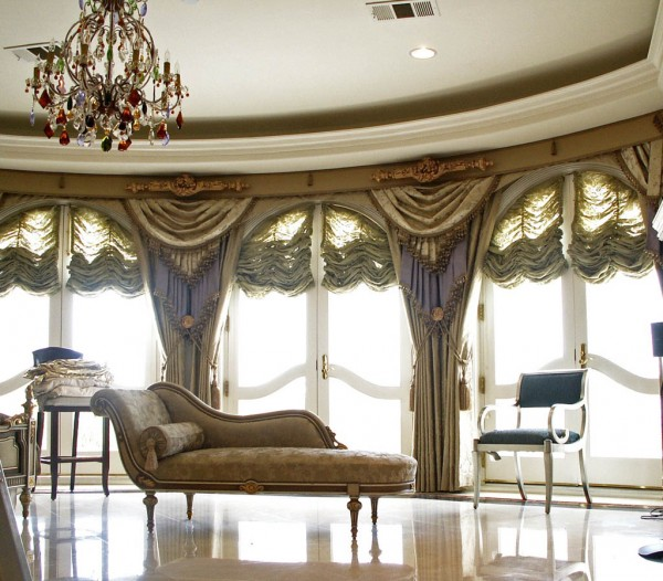 Great Custom Draperies Window Treatments Pic05