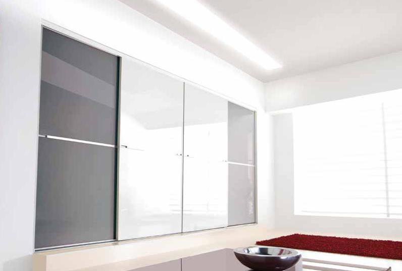 Kubbi Bedroom Sliding Wardrobe Doors