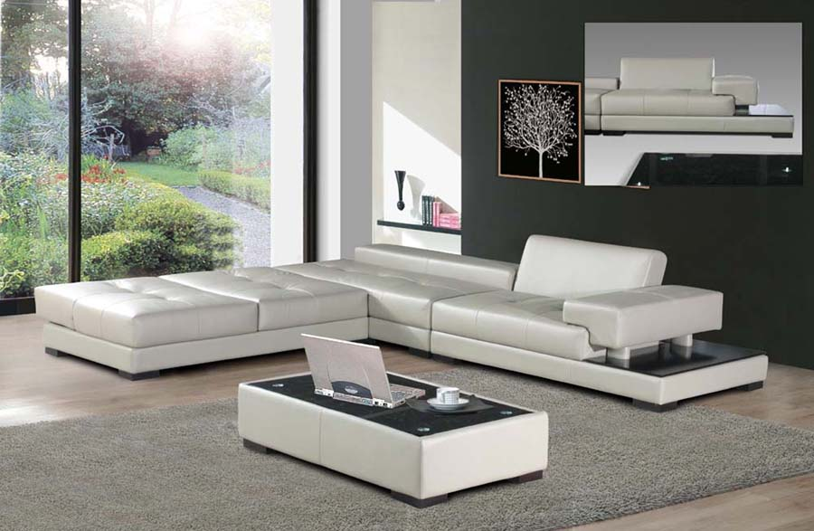 Living Room Couches Italian Leather Corner Sofa Design