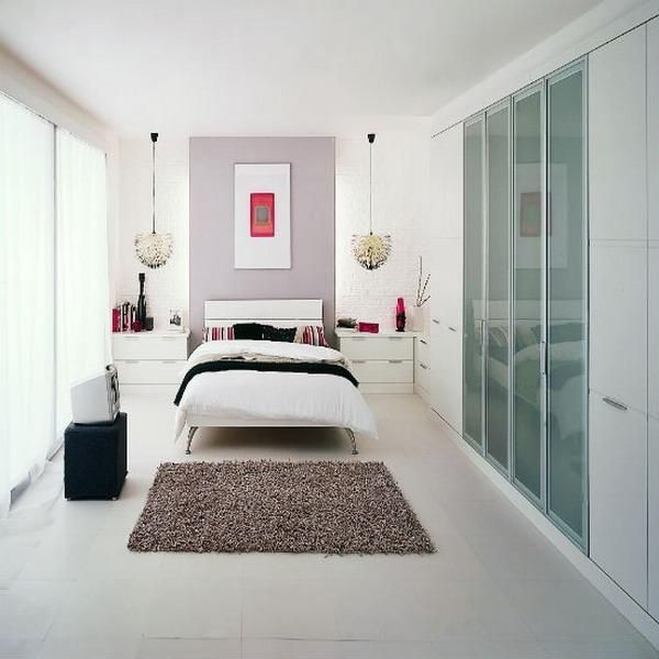modern high gloss fitted bedroom furniture combines glossy white doors fitted bedroom furniture built in wardrobe designs home interior. Interior Design Ideas. Home Design Ideas