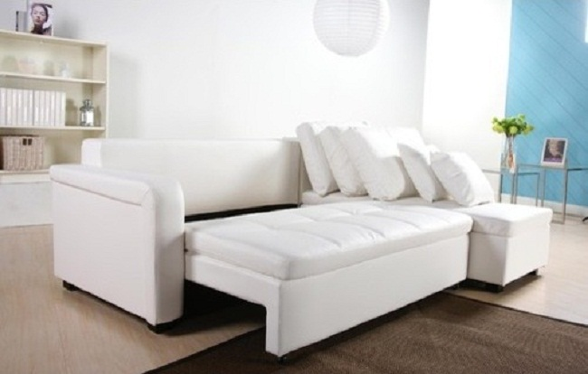 Leather sleeper sofa best choice for your home home interior design ideas - Contemporary sectional sleeper sofa a good choice for your home ...