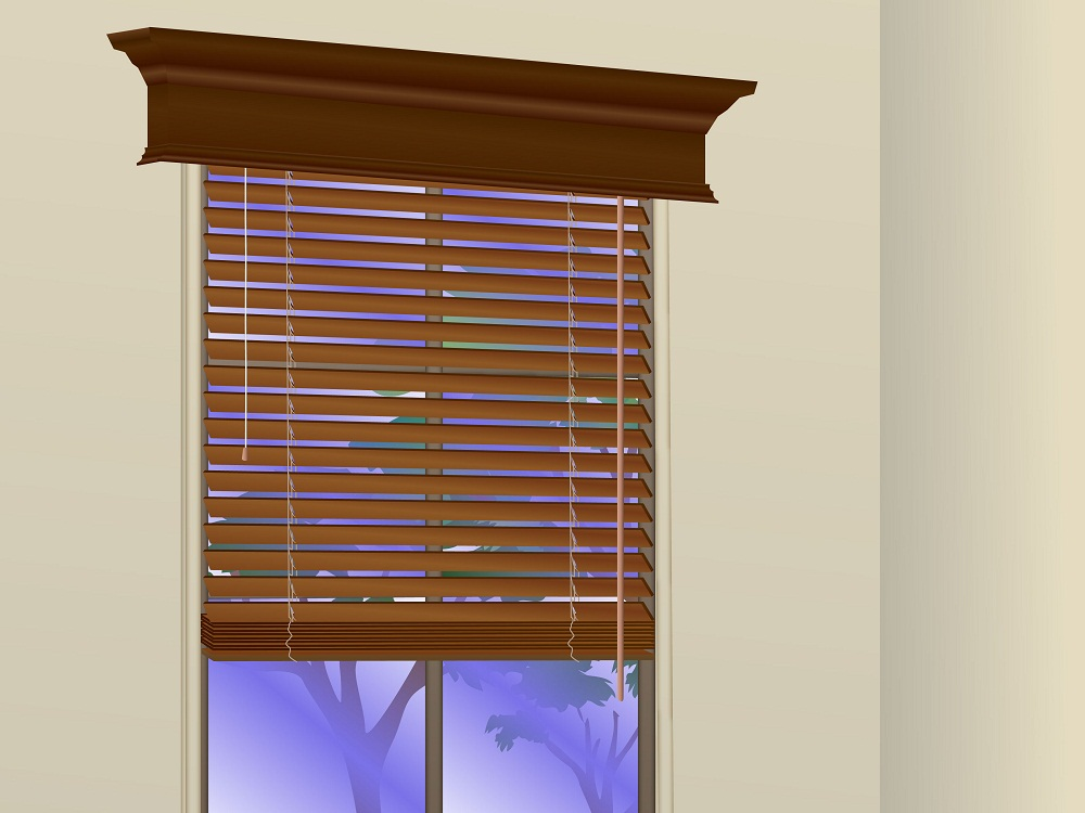 Nice Clean Faux Wood Blinds Intro Pictures