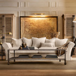 Camelback Sofa Decorating Ideas
