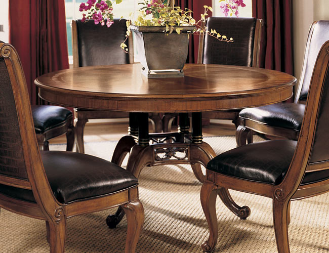 Round Dining Room Table Img11