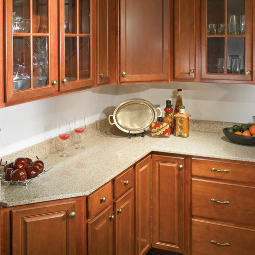 Slab Granite Kitchen Countertops Images19