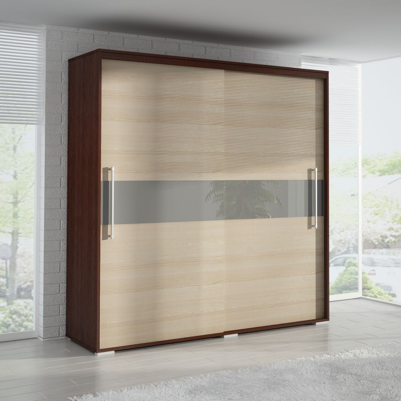 Stanley Sliding Wardrobe Doors Small Furniture