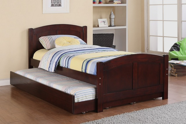 Twin Bed Frame With Trundle Pictures 17