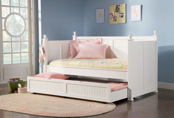 Twin Trundle Day Beds Images 1A