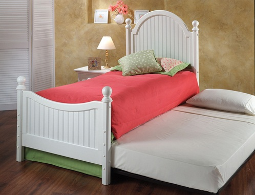 White Twin Bed With Trundle Images 21