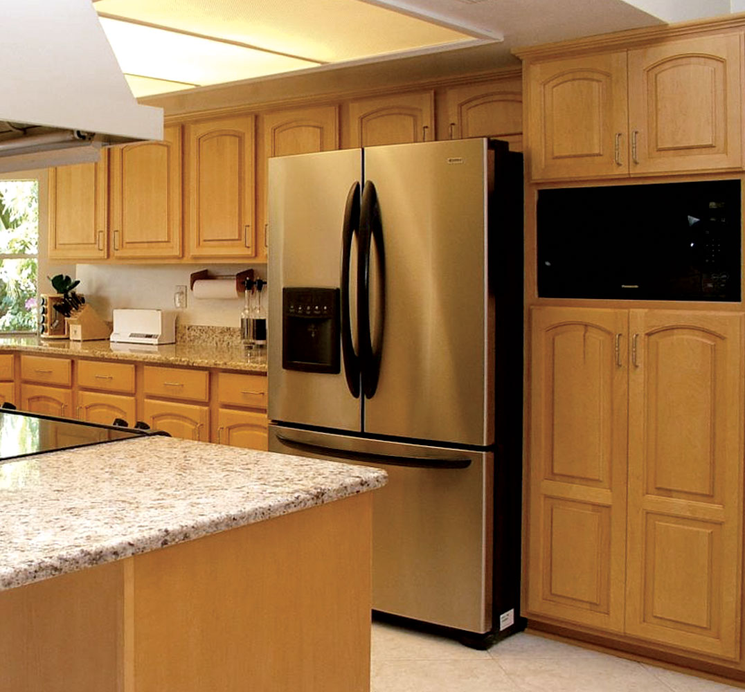 Diy Refacing Kitchen Cabinets Ideas: Kitchen Cabinet Refacing Ideas