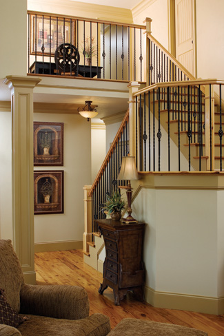 Switchback Staircase Design Pictures