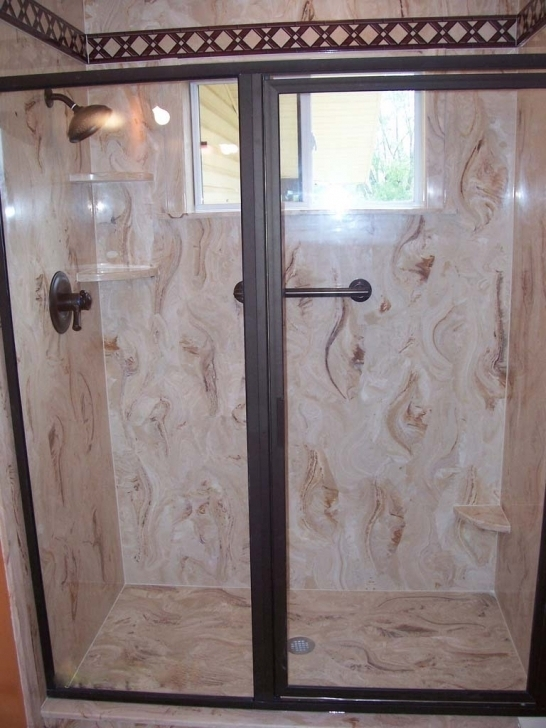 Amazing Cultured Marble Showers Custom Design Images