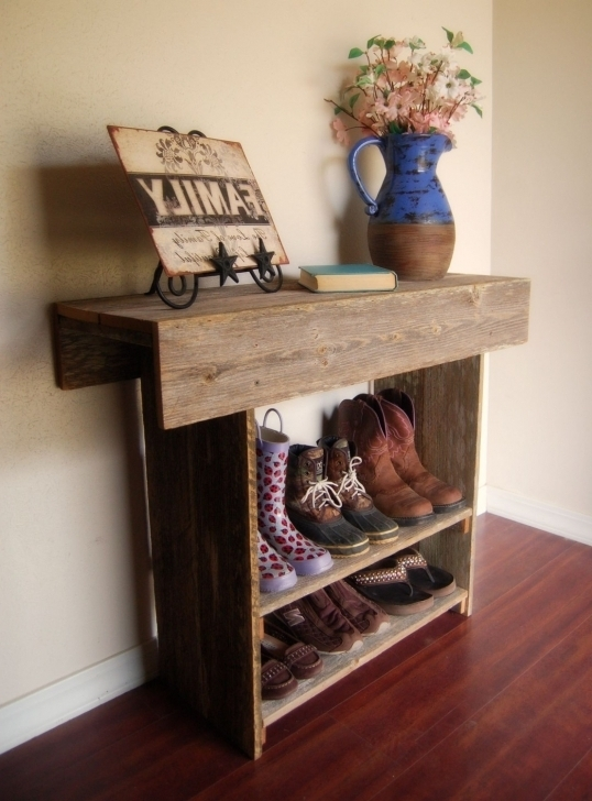 Amazing Small Entry Table Console Table Wood Entry Way Design Pic