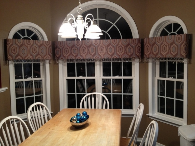 Comfy Cornices For Windows With Rectangular Octagon Pattern Window Cornice And Half Circle White Window Design Images