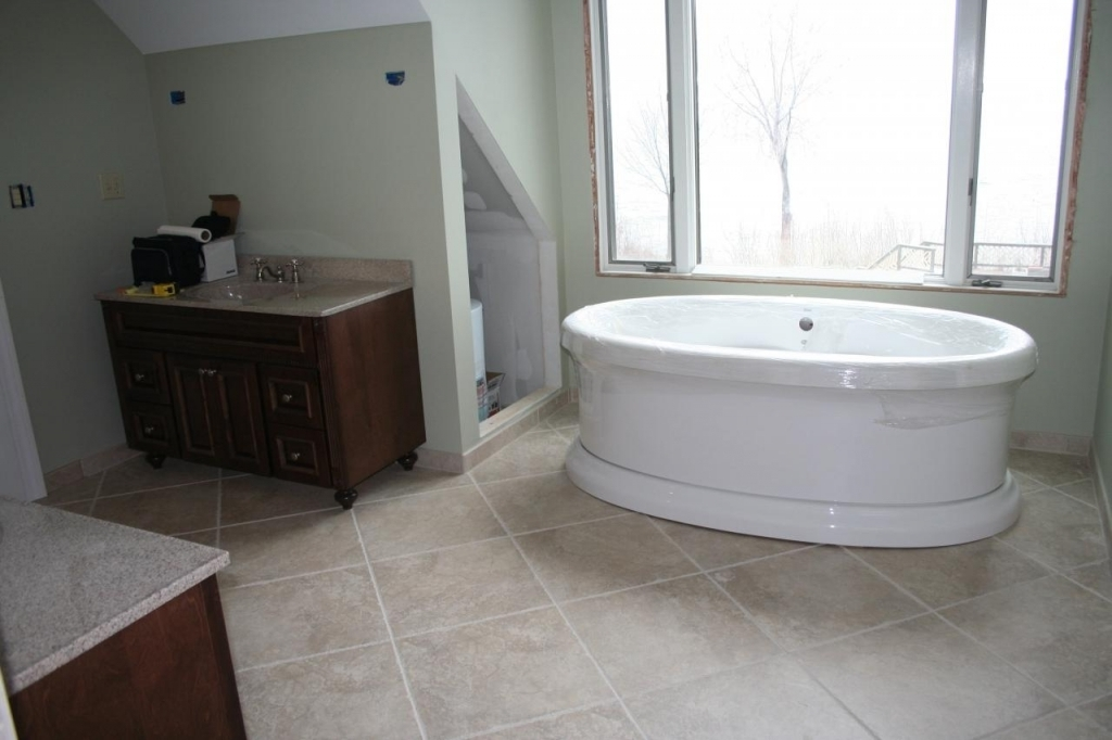 Excellent Heated Bathroom Floors Ideas For Hot Water Heated Bathroom Floor Master Bathroom