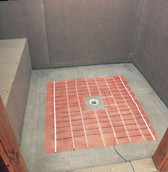 Excellent Heated Bathroom Floors Samples Flooring New Heated Floor Mats
