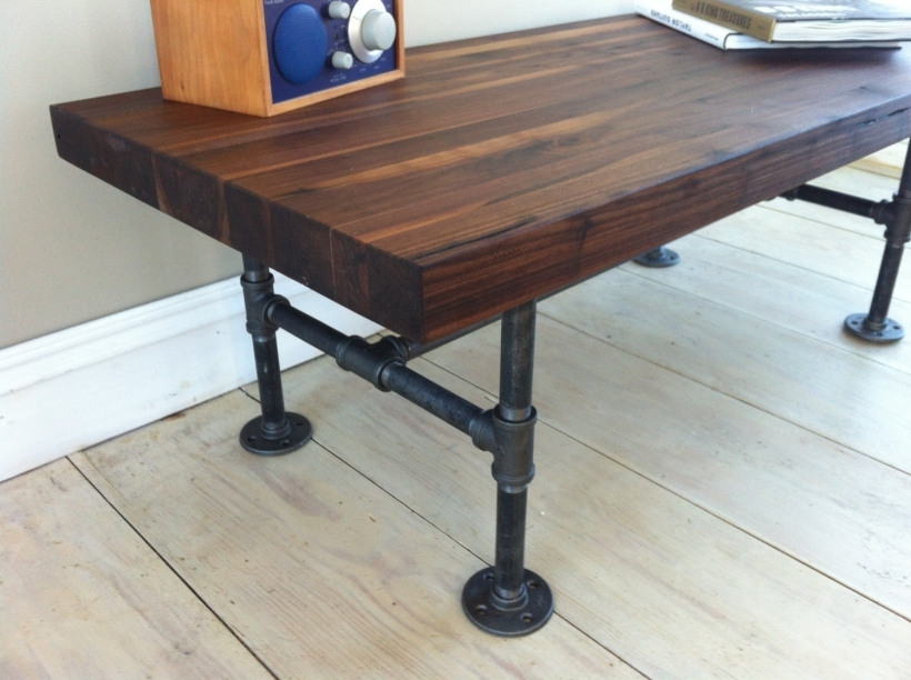 Extraordinary Large Work Table Vintage Large Butcher Block Work Table Pic