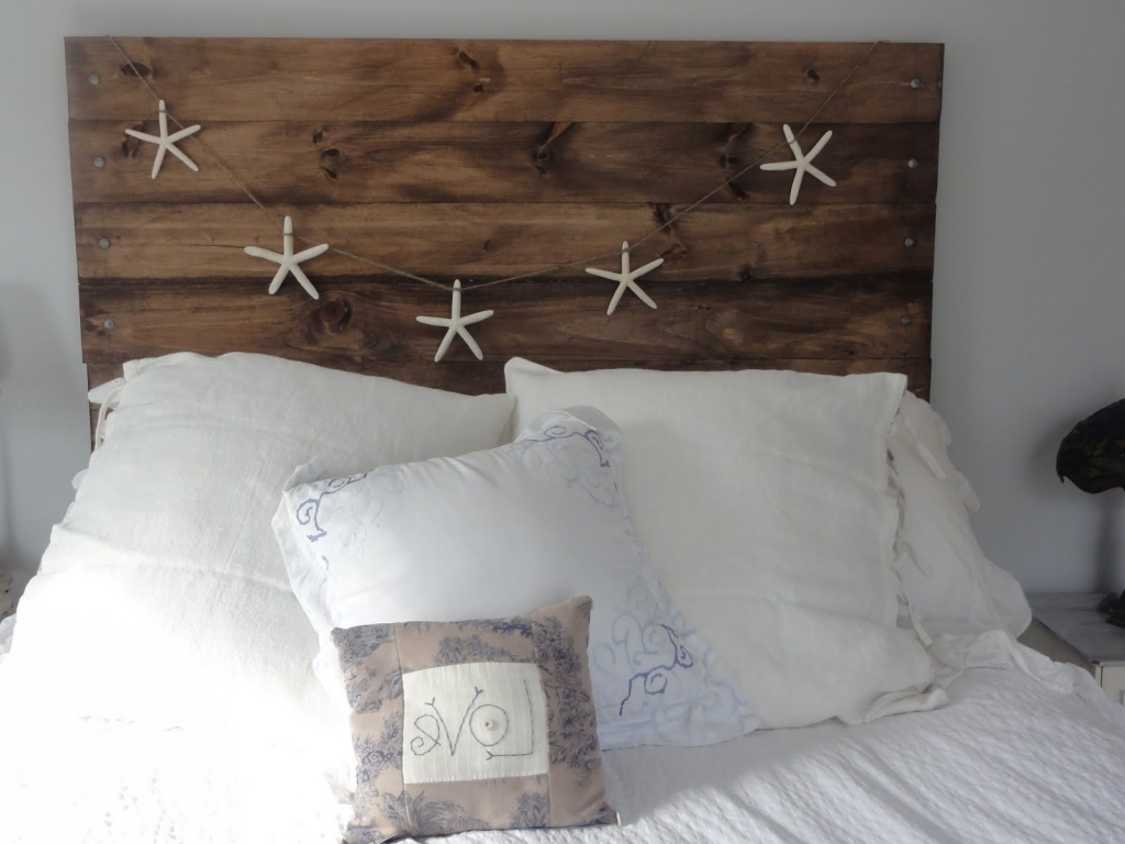 Inspiring Wood Headboard Designs For Elegant Bedroom Decor Ideas Photos