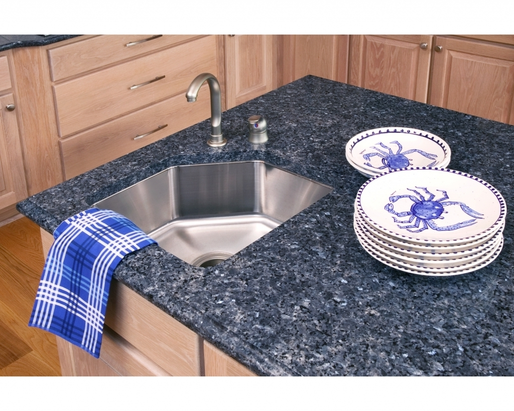 Fantastic Blue Pearl Granite Countertop Ideas - Home Interior ...