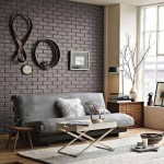 Painted Brick Homes Interior Design