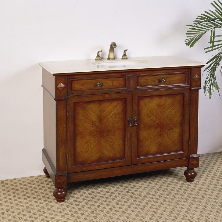 Antique Dry Sink Vanity Within Legion Furniture Hatherleigh 42 Inch Single Chest Pictures