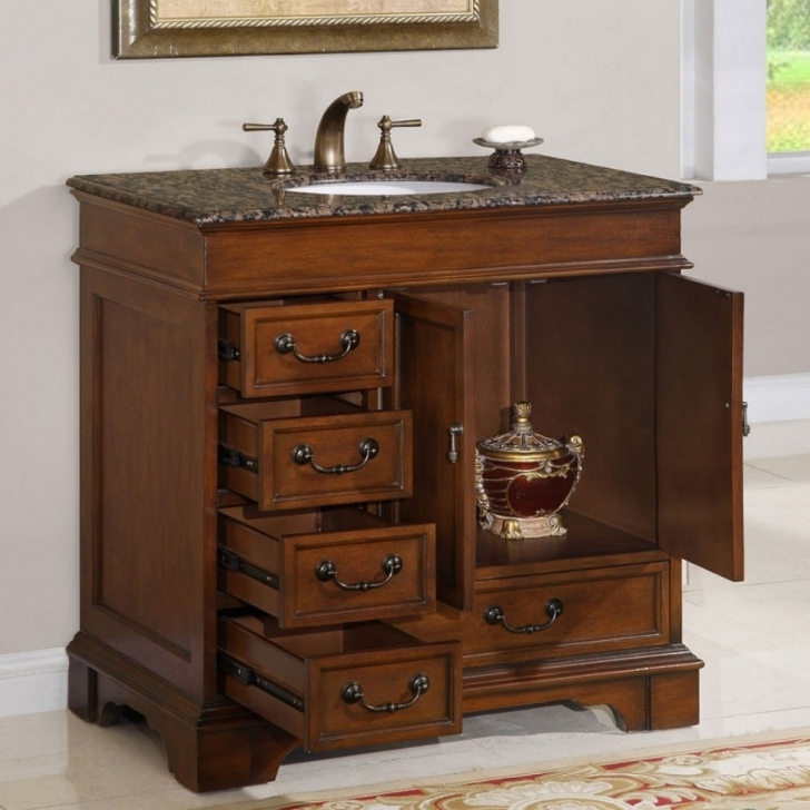 Antique Dry Sink Vanity Within Medieval Style Drawer And Cabinet Pull  Handler Bathroom Sink Cupboard Pic - Home Interior Design Ideas