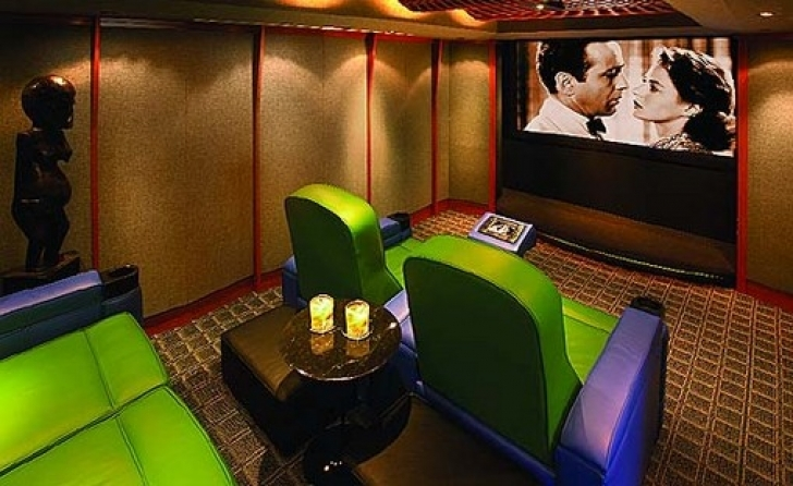 Brilliant Home Theater Seating Design Ideas Inside Furniture Decorating Ideas Image