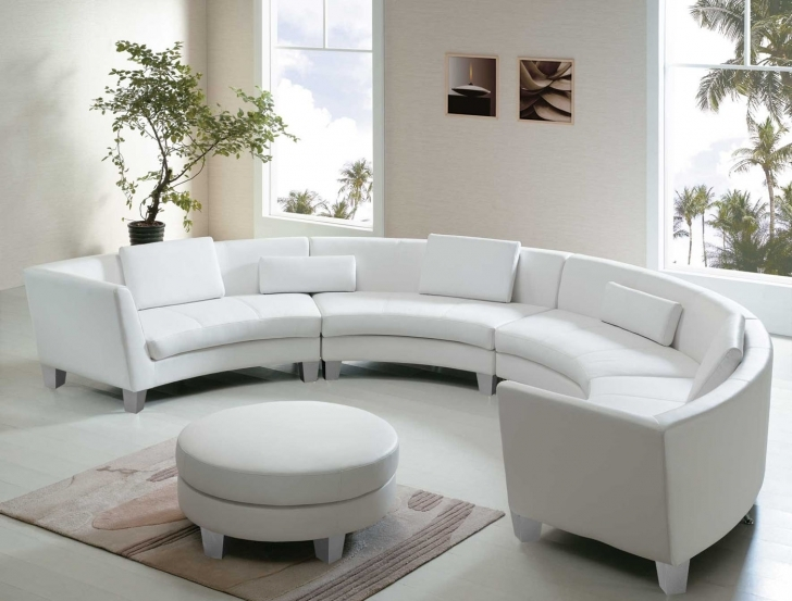 Curved Sectional Sofa Slipcovers Living Room Within Beautiful White And Raised Coffee Table In The Small Rug Area Pictures