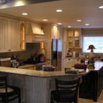 Fascinating Custom Kitchen Cabinets Interior Design