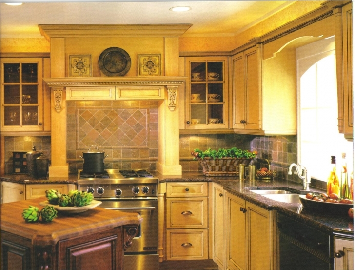 Custom Kitchen Cabinets Throughout Excellent  Quality Custom Home Interiors Image