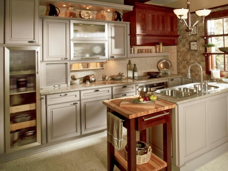 Custom Kitchen Cabinets Within Marvelous Affordable Design Ideas Picture