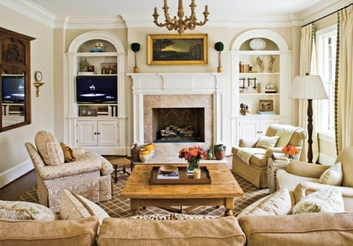 Delightful Built In Bookshelves Around Fireplace With Regard To Perfect Shelves Around Fireplace Design Pictures