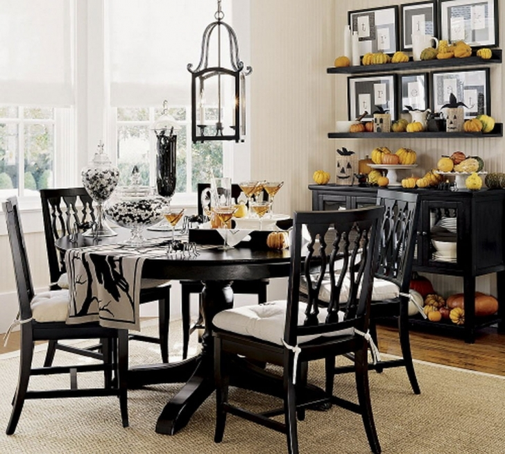 Dining Room Table Centerpieces Regarding Attractive Modern Dining Table Centerpiece Images