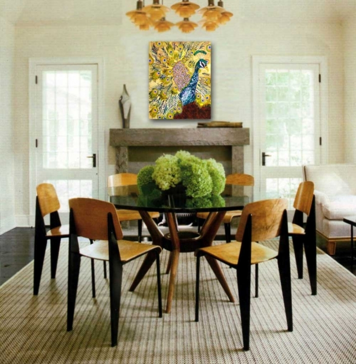 Dining Room Table Centerpieces Throughout Excellent Kitchen Furniture Stunning Fall Dining Table Decor Picture
