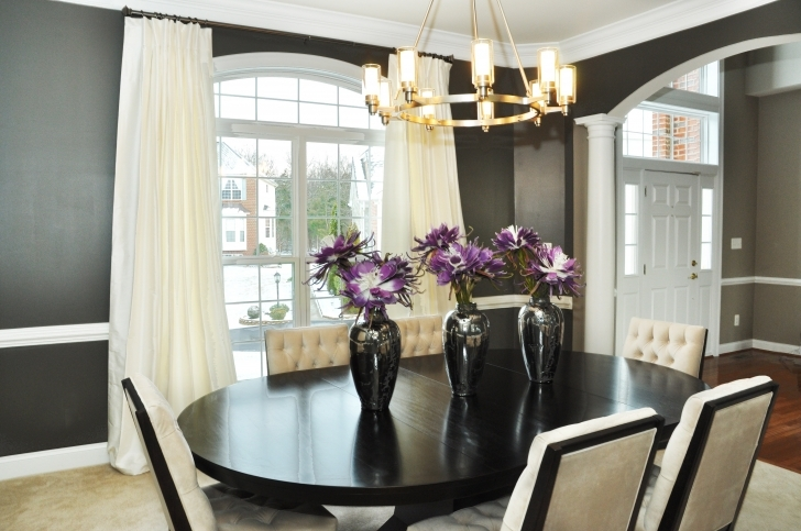 Dining Room Table Centerpieces With Beautiful Pendant Lighting Dining Room Decorating Ideas Image