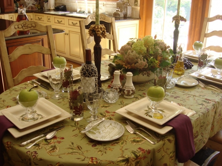Dining Room Table Centerpieces With Regard To Brilliant Best Dining Table And Kitchen Table Decorations Photo