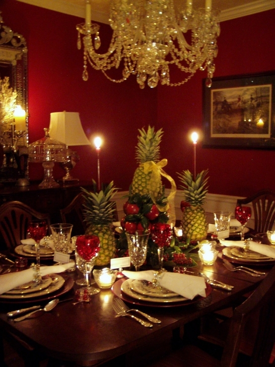 Dining Room Table Centerpieces Within Attractive Wood Table Centerpieces Decoration Photo